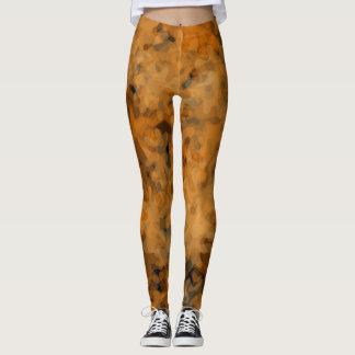 Camo Design Leggings