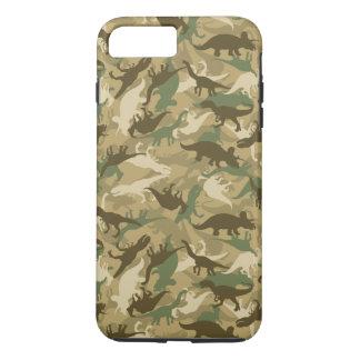 Camo Dinosaur Phone Case