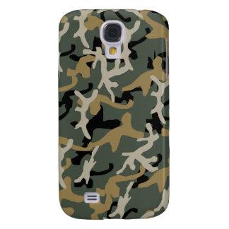 Camo Galaxy S4 Case
