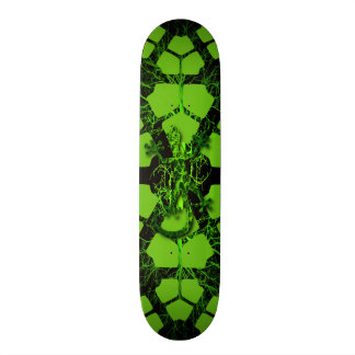 Camo Gecko 21.6 Cm Skateboard Deck