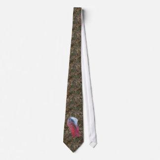 Camo Gobbler Head Tie