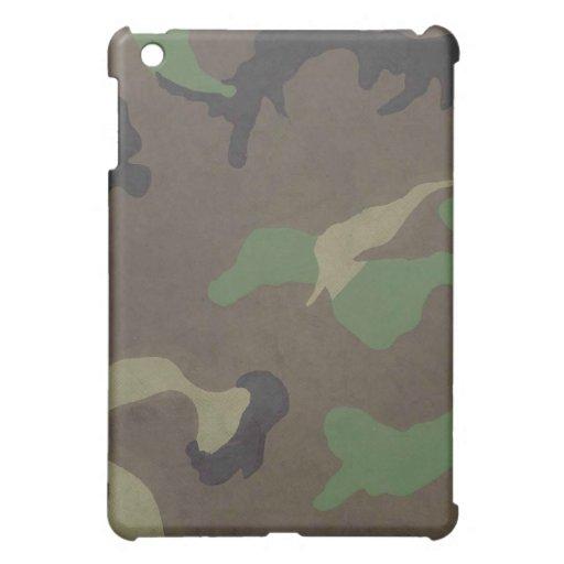 Camo Hard Shell iPad Case