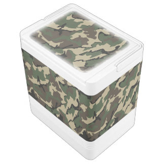 Camo, Igloo 24 Can Cooler Igloo Cool Box