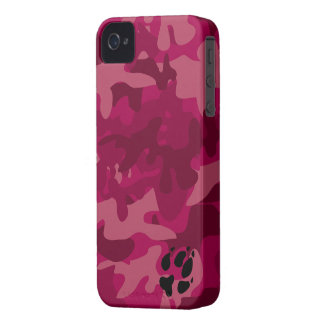 Camo iPhone 4/4S Case Mate Barely There