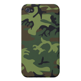 Camo iPhone 4 Covers