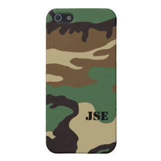 Camo iPhone 5/5S Covers