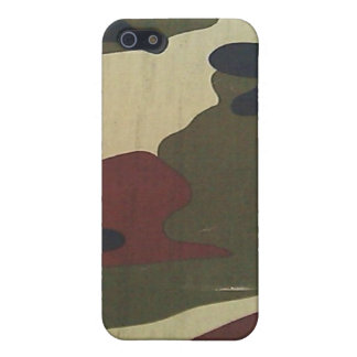 Camo iPhone 5 Cover