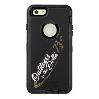 Camo Logo OtterBox iPhone 6/6s Plus Case
