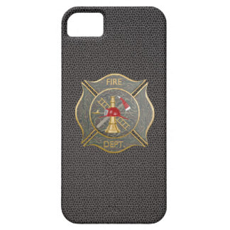 "Camo maltese  firefighting  ""Barely There"" Case For The iPhone 5"
