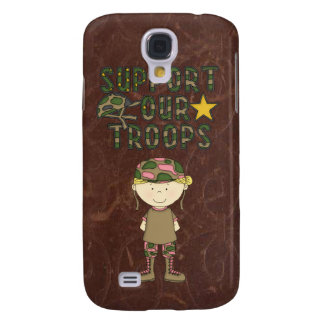 Camo Military Troops Case iPhone 3G/3GS Galaxy S4 Case