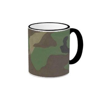 Camo Ringer Mug