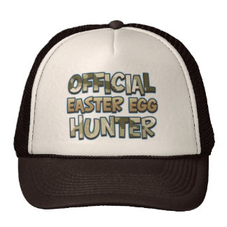 Camo Official Easter Egg Hunter Shirt Cap