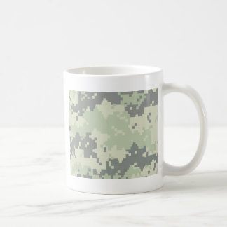 Camo Pale Coffee Mug