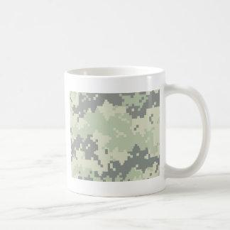 Camo Pale Coffee Mug