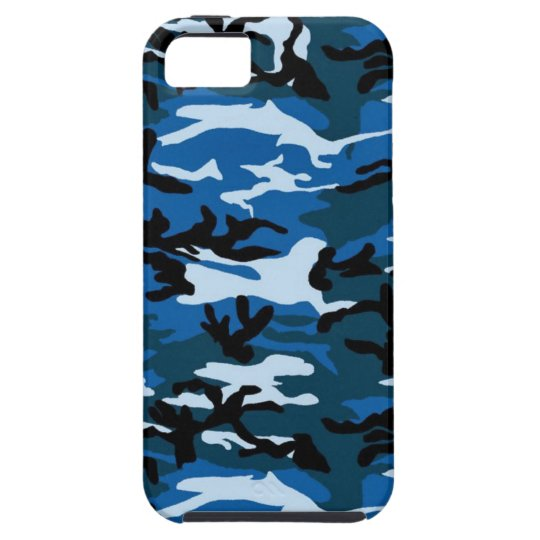Camo pattern iPhone 5 Vibe case