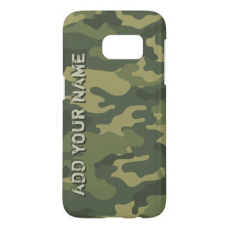 Camo Pattern - Personalize with Your Name
