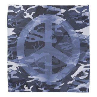 Camo Peace Bandana