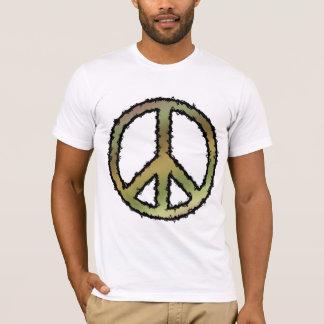 Camo Peace Sign T-Shirt