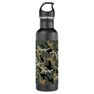 Camo 710 Ml Water Bottle