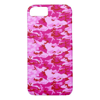 CAMO PINK iPhone 7 CASE