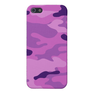 Camo Shades of Purple Speck Case iPhone 4 iPhone 5/5S Covers