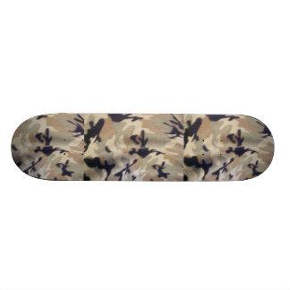 Camo Skate Board