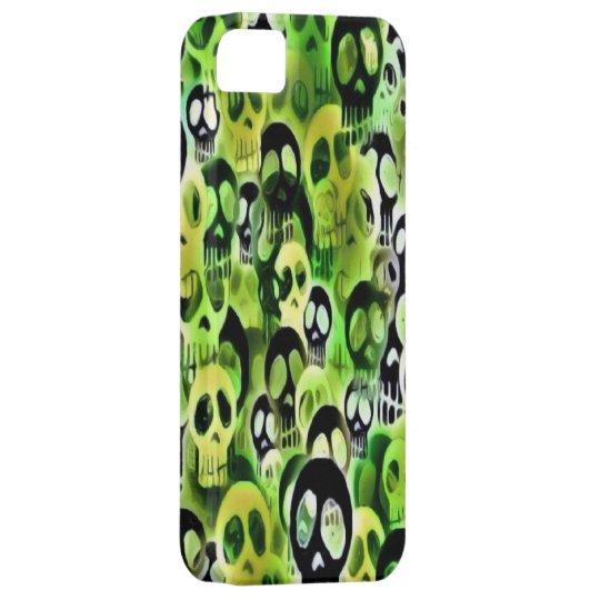 Camo Skull iPhone 5 Case
