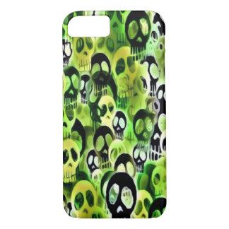 Camo Skull iPhone 7 case