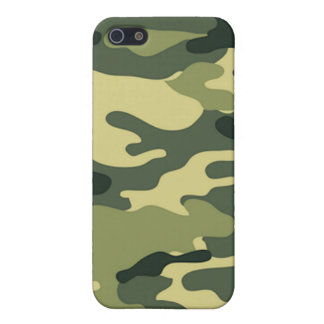 Camo Speck Case iPhone 5/5S Cases