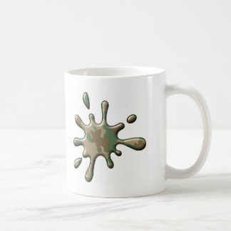 Camo Splat - mySplat.com Coffee Mug