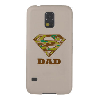 Camo Super Dad Galaxy S5 Covers