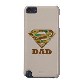 Camo Super Dad iPod Touch (5th Generation) Case