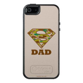 Camo Super Dad OtterBox iPhone 5/5s/SE Case