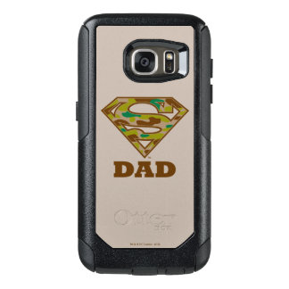 Camo Super Dad OtterBox Samsung Galaxy S7 Case