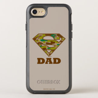 Camo Super Dad OtterBox Symmetry iPhone 8/7 Case