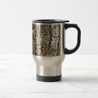 Camo Tree Bark Coffee Mug