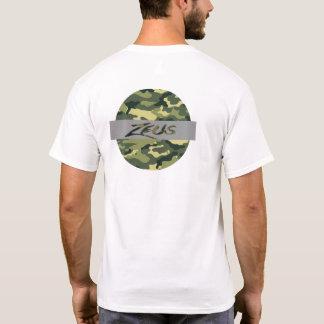 camo tshirt design