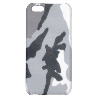 camo white iPhone 5C case