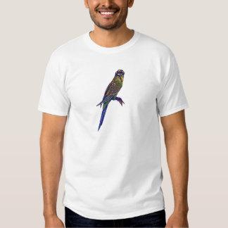 Camoflage Budgie Tee Shirts