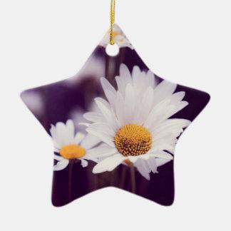 Camomile dreams christmas ornament