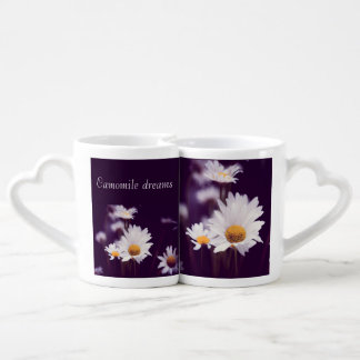 Camomile dreams coffee mug set