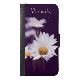 Camomile dreams samsung galaxy s6 wallet case
