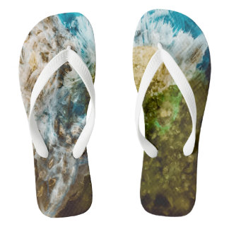 Camomile Flip Flops by Chichico