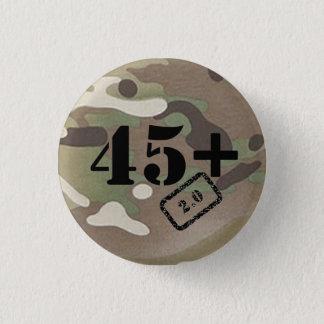 Camouflage 2.0 45+ Badge