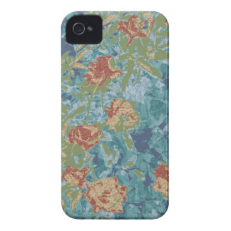 Camouflage and flowers iPhone 4 covers
