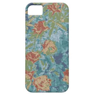 Camouflage and flowers iPhone 5 covers