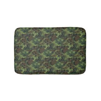 Camouflage Bath Mat