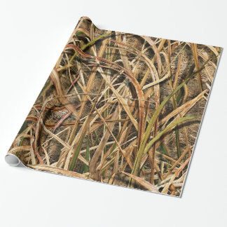 Camouflage By John Wrapping Paper