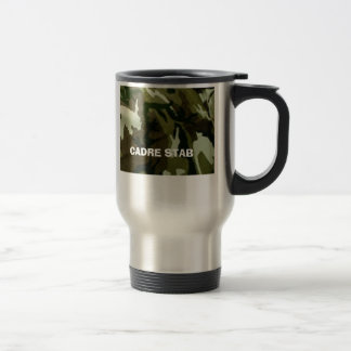 Camouflage, CADRE STAB Travel Mug