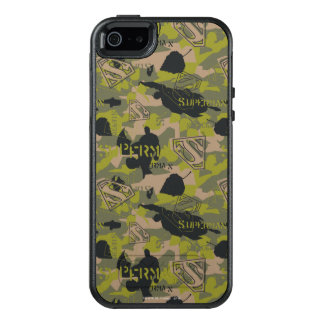 Camouflage Collage OtterBox iPhone 5/5s/SE Case